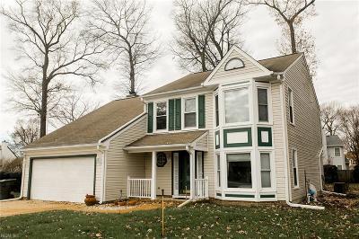 Hampton Single Family Home New Listing: 14 Tabatha Cir