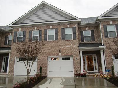 Chesapeake Single Family Home New Listing: 1128 Winsford Ln #45