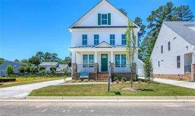 Newport News Single Family Home New Listing: 1433 Waltham Ln