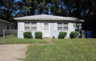 Norfolk Single Family Home New Listing: 1026 Avenue H