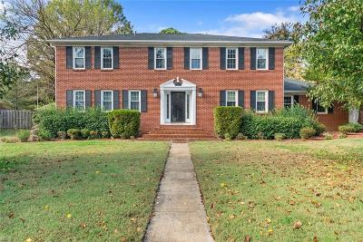 Chesapeake Single Family Home New Listing: 3036 Golden Hind Rd