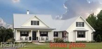 Yorktown Single Family Home New Listing: 3700 Goodwin Neck Rd