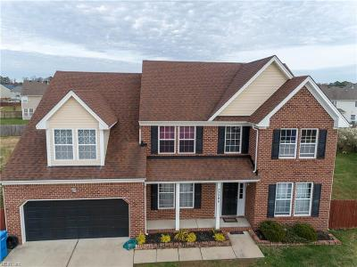Chesapeake Single Family Home New Listing: 3504 Vernon Mills Ct