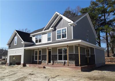 Single Family Home For Sale: 2412 Mandolin Ct