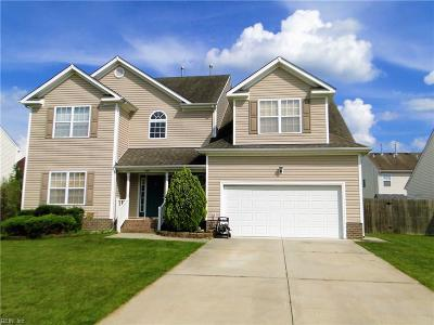 Virginia Beach VA Single Family Home New Listing: $400,000