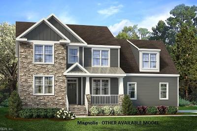 Yorktown Single Family Home New Listing: 400 Carys Chapel Rd