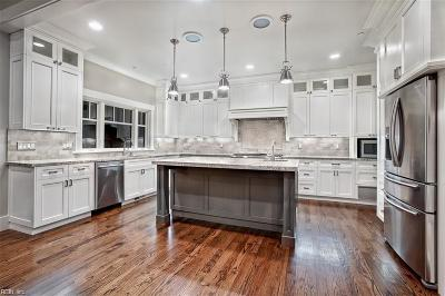 Yorktown Single Family Home New Listing: 410 A Carys Chapel Rd