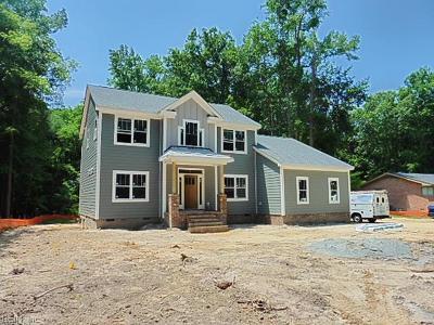 Yorktown Single Family Home New Listing: 106 Artillery Rd