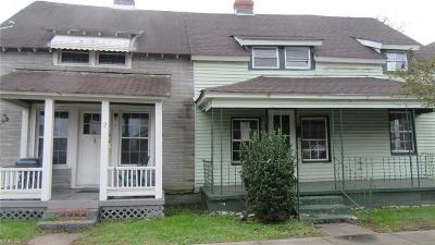 Portsmouth Single Family Home New Listing: 4 Dewey St