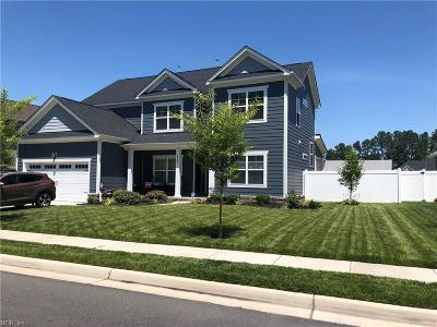 Chesapeake Single Family Home New Listing: 455 Wisdom Path