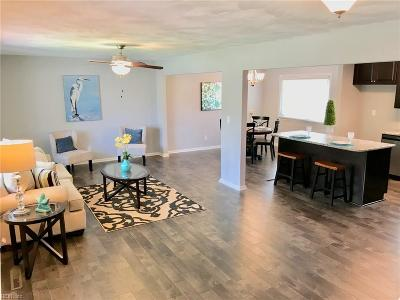 Virginia Beach VA Single Family Home New Listing: $374,500