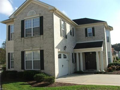 Chesapeake Single Family Home New Listing: 459 Blue Beech Way