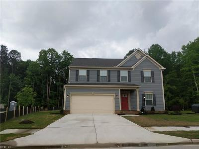 Suffolk Single Family Home New Listing: 105 Freedom Ln
