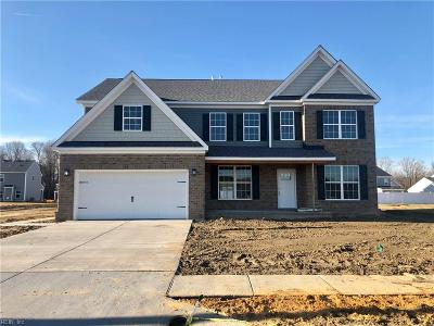 Chesapeake Single Family Home New Listing: 3632 Horton Way