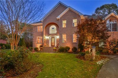 Virginia Beach Single Family Home New Listing: 1801 Fleet Terrace Ter