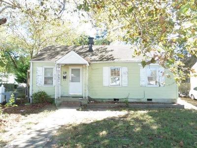 Hampton Single Family Home New Listing: 28 Laurel Dr
