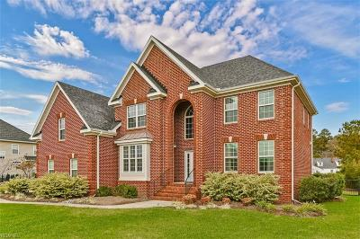 Chesapeake VA Single Family Home New Listing: $499,900