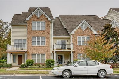 Newport News Single Family Home New Listing: 903 Eastfield Ln
