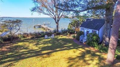 Norfolk Single Family Home New Listing: 6401 Eleanor Ct