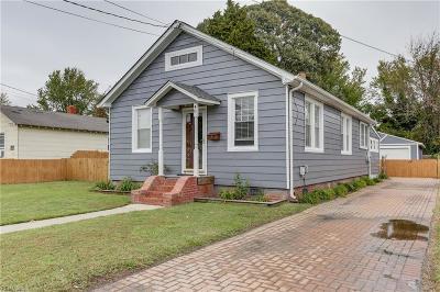 Hampton Single Family Home New Listing: 48 W Sherwood Ave