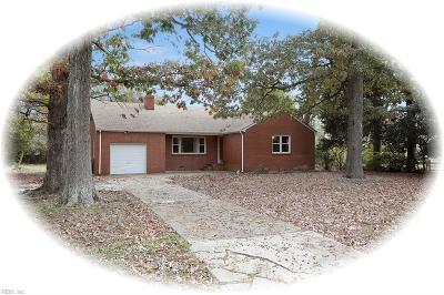 Hampton Single Family Home New Listing: 302 Woodland Rd