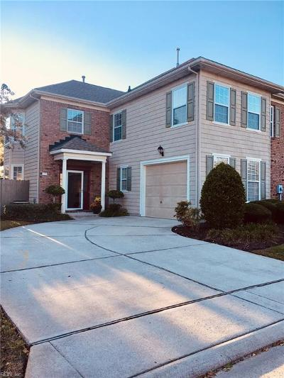 Virginia Beach VA Single Family Home New Listing: $275,000