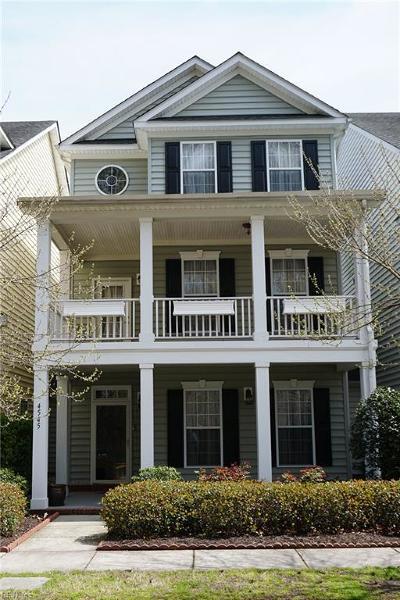 Virginia Beach VA Single Family Home New Listing: $302,000