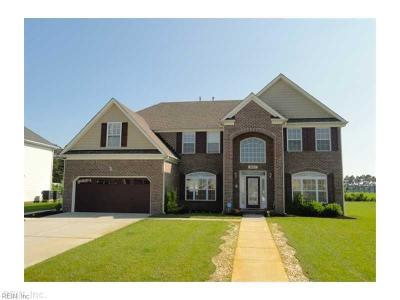 Chesapeake VA Single Family Home New Listing: $419,900