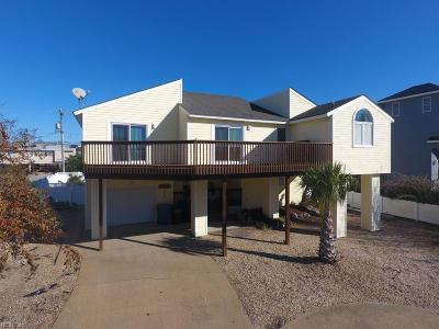 Sandbridge Beach Single Family Home For Sale: 3008 Little Island Rd