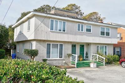 Virginia Beach VA Single Family Home New Listing: $324,900