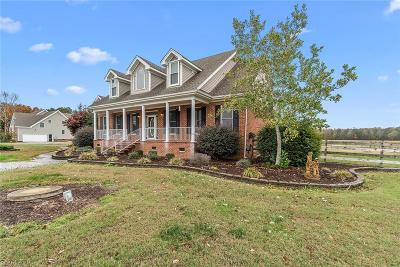 Chesapeake Single Family Home New Listing: 1601 Taft Rd