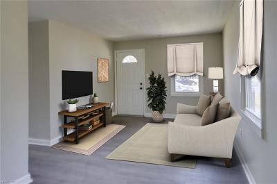 Hampton Single Family Home New Listing: 429 Walnut St