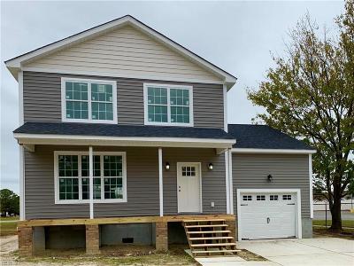 Hampton Single Family Home New Listing: 5007 Threechopt Rd