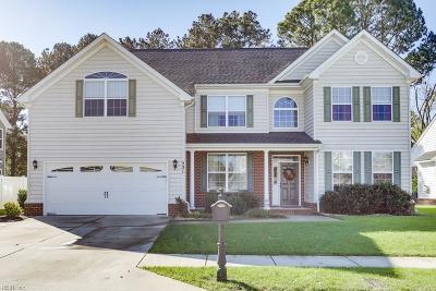 Chesapeake Single Family Home New Listing: 521 Hanbury Rd W