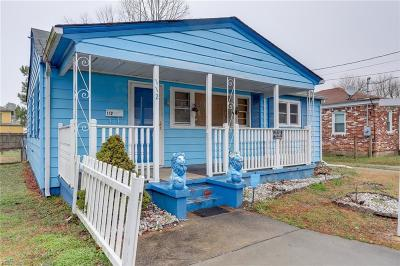 Suffolk Single Family Home New Listing: 112 Charlotte Ave