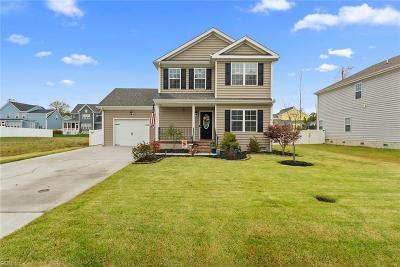 Chesapeake Single Family Home New Listing: 1812 Hazelwood Rd