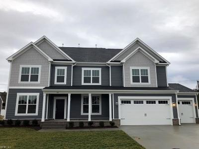 Chesapeake Single Family Home New Listing: 103 Emilee Ct