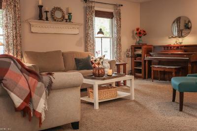 Newport News Single Family Home New Listing: 882 Melrose Ter