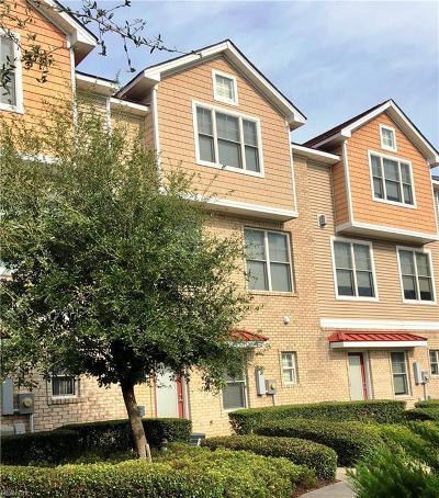 Virginia Beach Single Family Home New Listing: 3713 Avilla Ct
