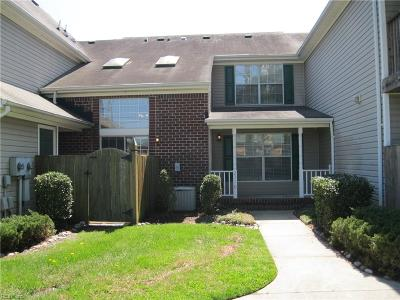 Chesapeake VA Single Family Home New Listing: $159,900