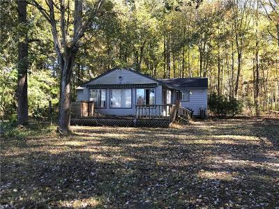 Pungo Residential For Sale: 2841 W Landing Rd