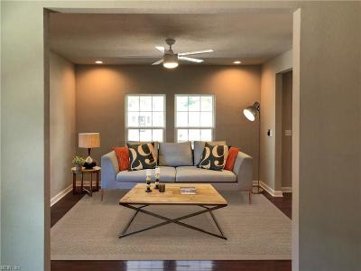 Norfolk Single Family Home New Listing: 810 E 26th St