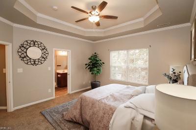 Newport News Single Family Home New Listing: 461 Revolution Ln