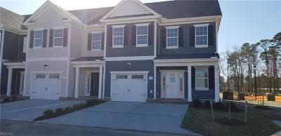 Chesapeake Single Family Home Under Contract: 2106 Kearny St