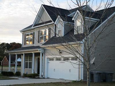 Hampton Single Family Home New Listing: 101 Christophers Ln