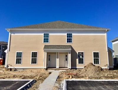 Suffolk Single Family Home New Listing: 4112 Pritchard St #240