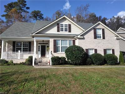 Suffolk Single Family Home New Listing: 2004 Patrick Dr