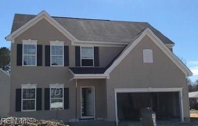 Hampton Single Family Home Under Contract: 20 Waterfowl Cv