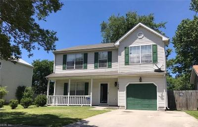 Norfolk Single Family Home New Listing: 1320 W 39th St