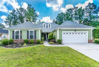 Chesapeake VA Single Family Home New Listing: $370,000
